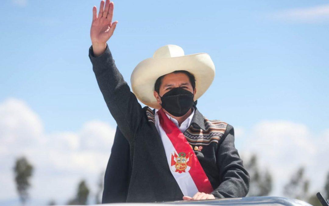 Datum: El 51% de los peruanos desaprueba la gestión de Pedro Castillo