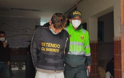 Policía Nacional captura a delincuente en San Martín de Porres