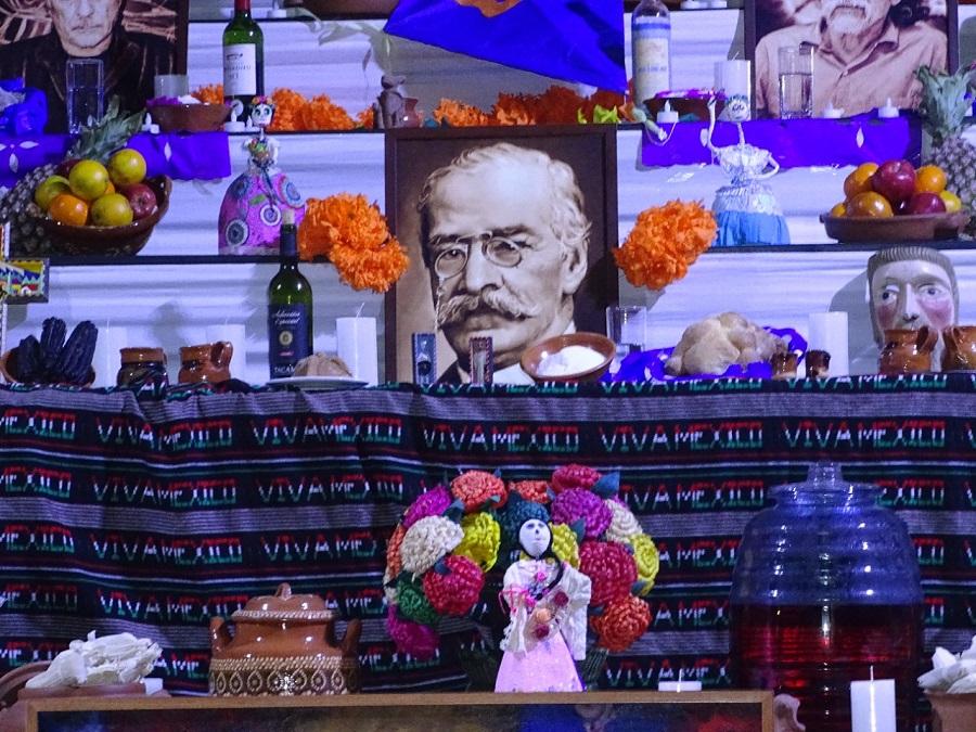 México presentará Altar del Día de los Muertos en la Quinta de los Libertadores