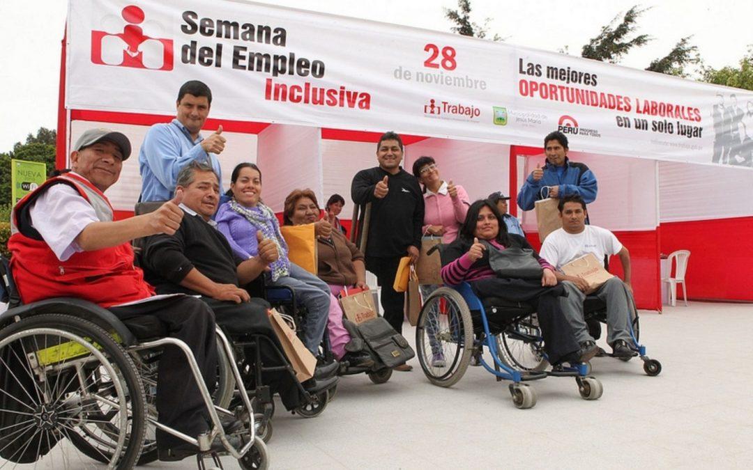 PCM conmemora día de las personas con discapacidad