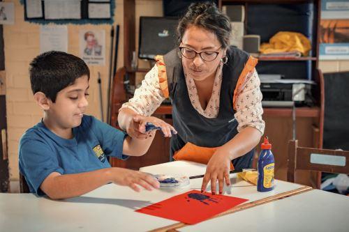 Más de 80 mil niños con discapacidad reciben educación básica