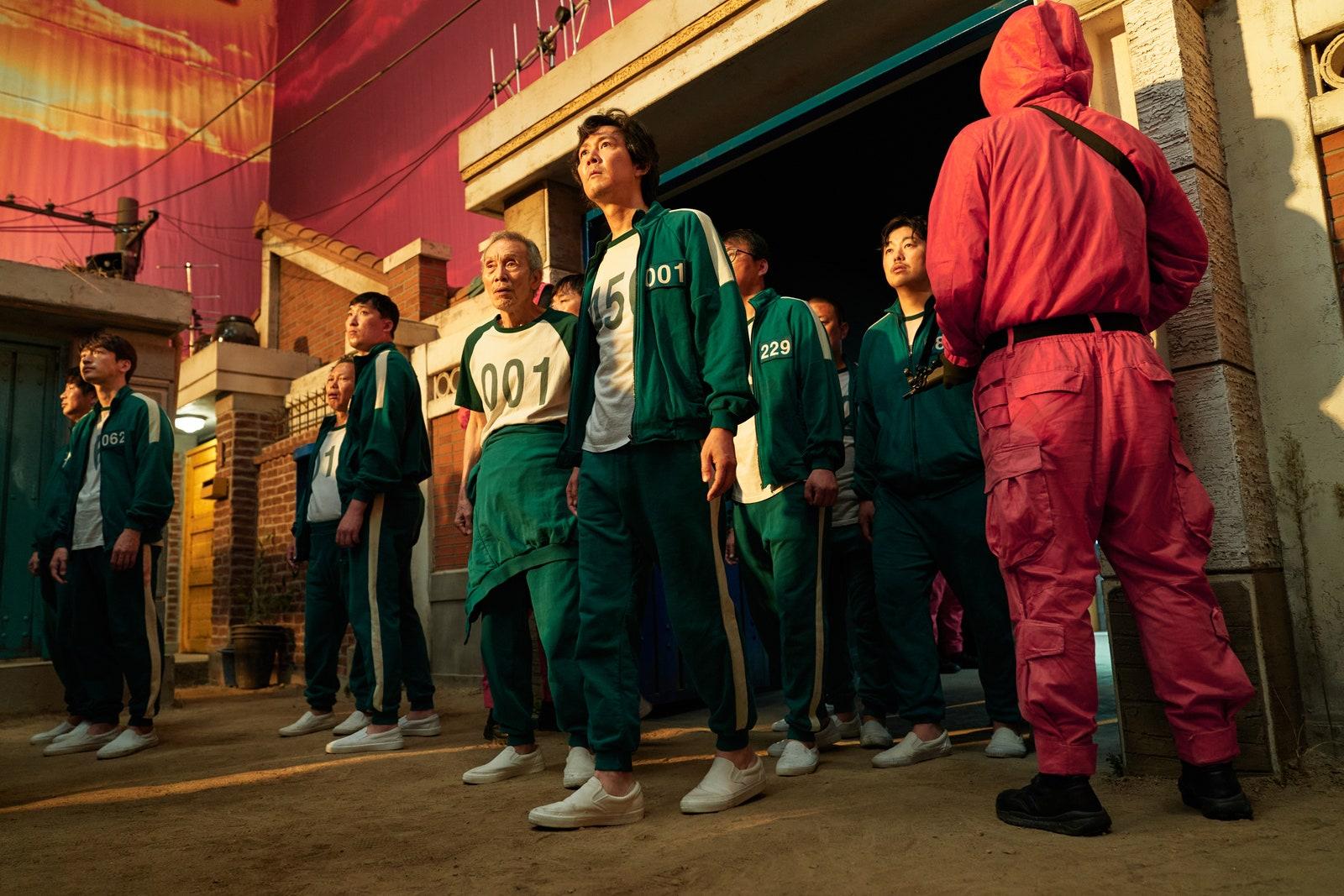 'El juego del calamar' se convierte en la serie más vista de Netflix
