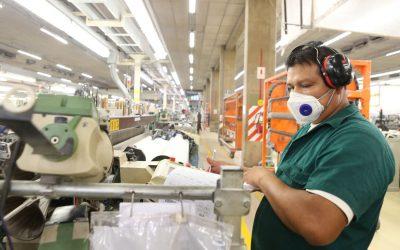 Crece por primera vez el empleo formal desde que se inició la pandemia