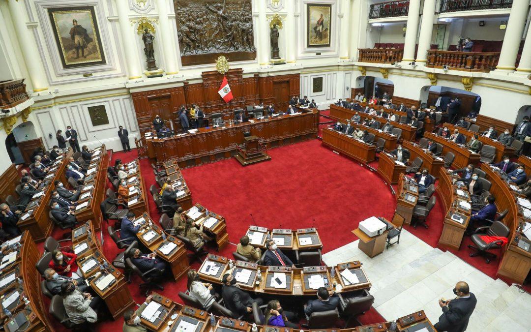 Incio apoya demanda de inconstitucionalidad contra el Congreso