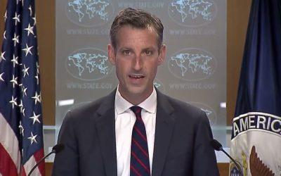 EE.UU. no participará en las conversaciones sobre Afganistán anunciadas por Rusia