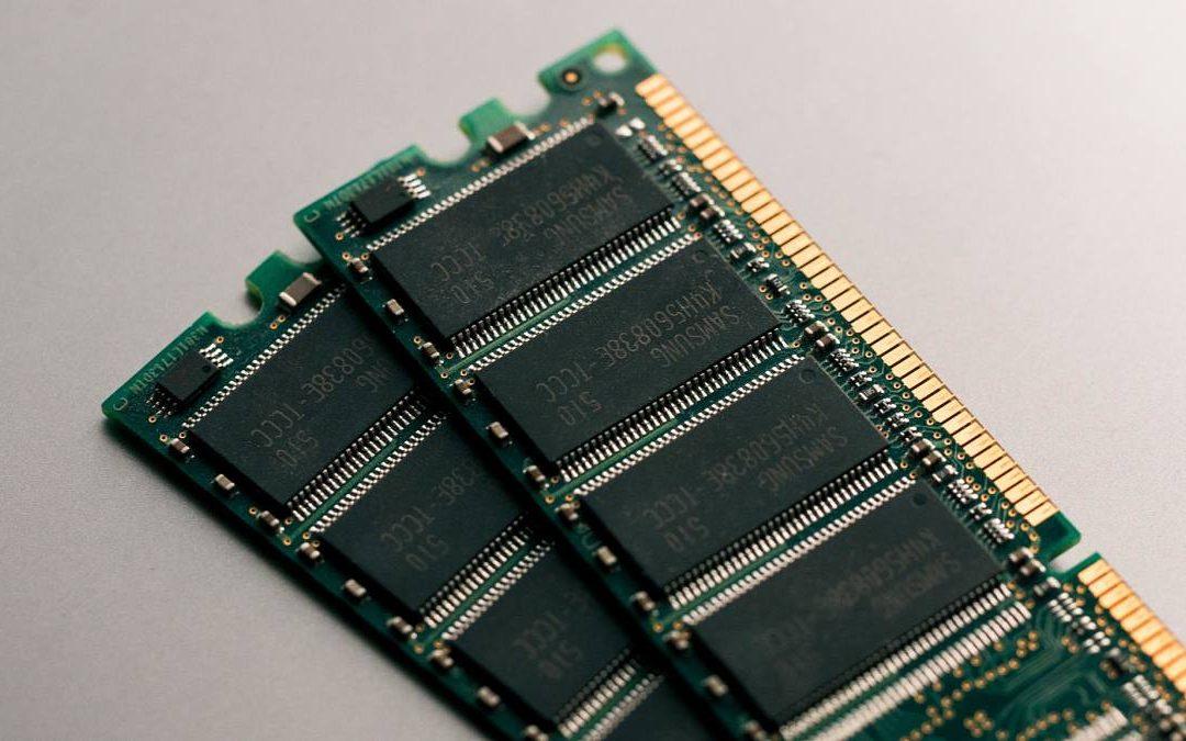 Se prevé que precio de la RAM disminuya para finales del 2021