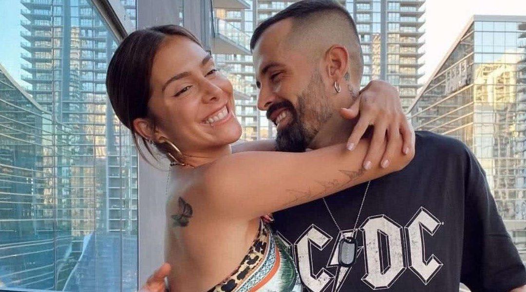 Mike Bahía le pidió matrimonio a Greeicy en el concierto de Alejandro Sanz