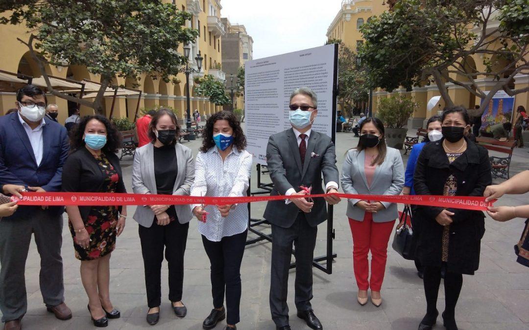 Inauguran muestra de fotografía taiwanesa en el Centro de Lima