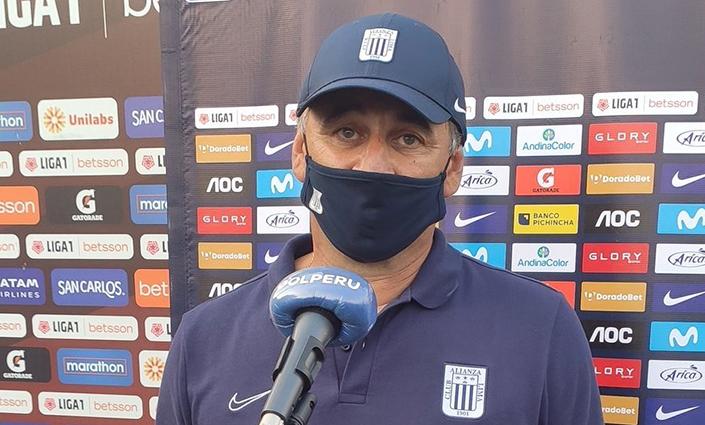 Carlos Bustos: «Duele perder porque regalamos un tiempo»