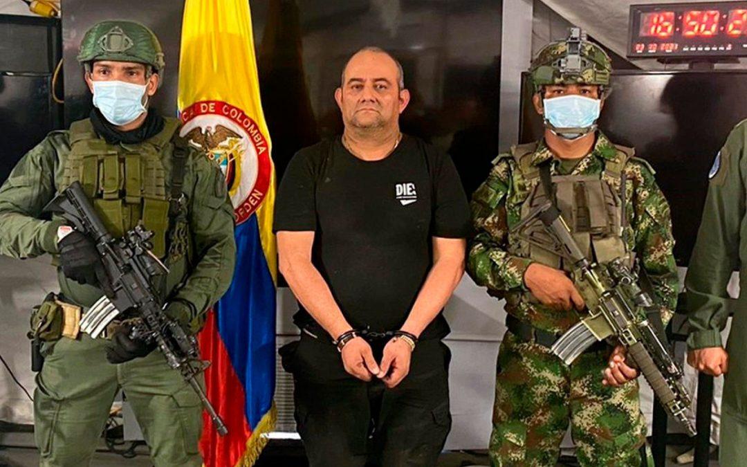 Colombia: Principal capo del narcotráfico fue capturado en la selva