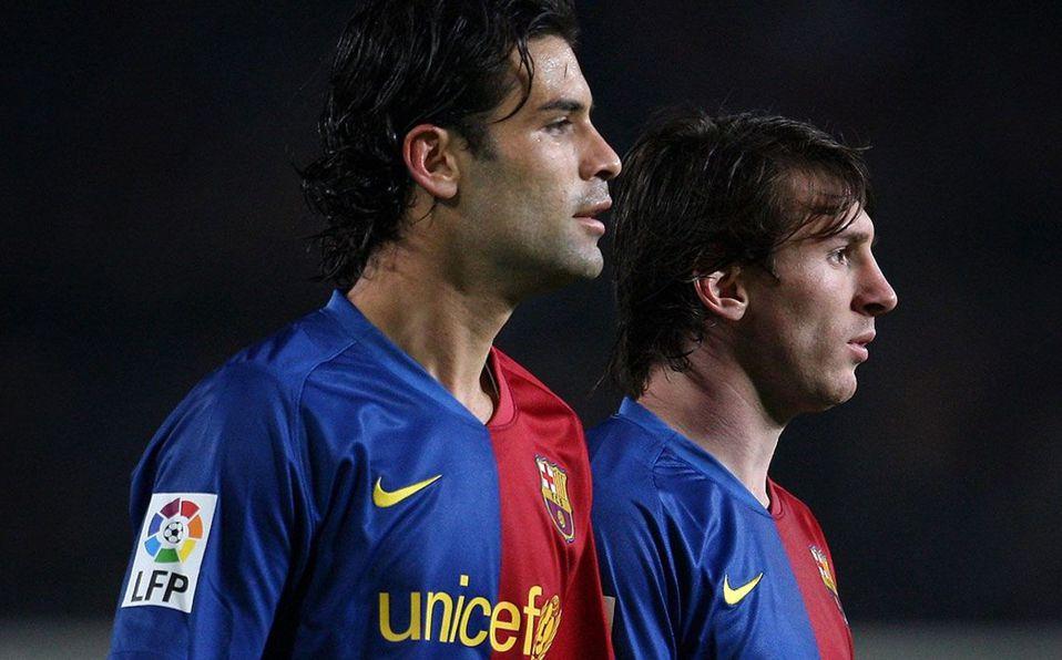 Rafa Márquez sobre Messi: «Nunca fuimos buenos amigos»