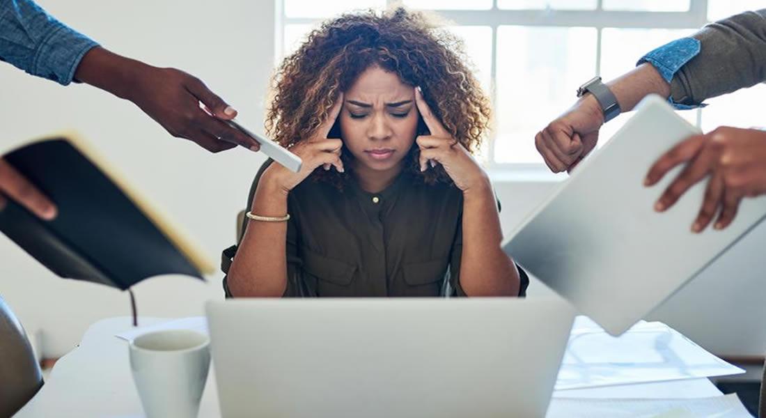 El 20% de trabajadores presenta riesgo en su salud mental durante la pandemia