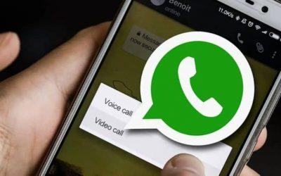 WhatsApp agregó un botón para que te integres a una videollamada automáticamente